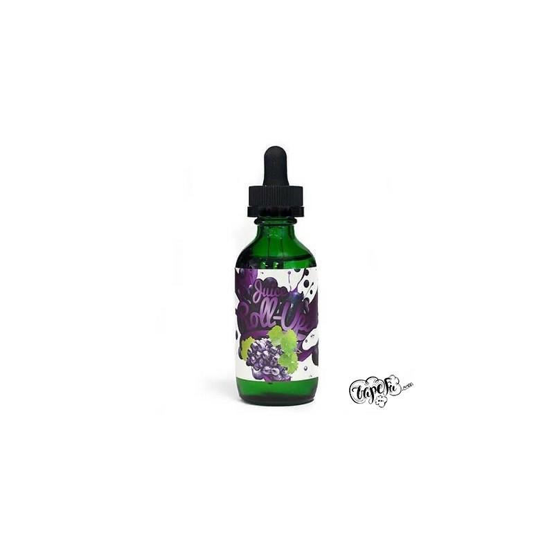 Grape E-Liquid by Juice Roll Upz Review