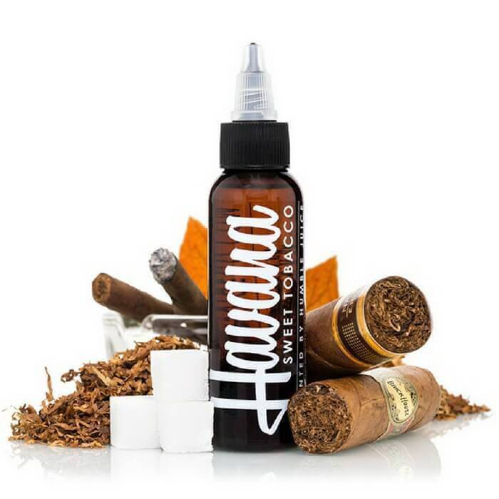 Sweet Tobacco E-Liquid By Havana Juice Co. Review